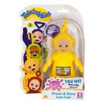 Teletubbies TICKLE & GLOW LAA LAA Electroninc Toy With Sounds
